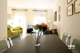 Level Furnished Living Seville Apartment Rioja Street Seville Spain Rioja 2a