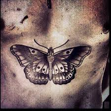 lace butterfly tattoos for got a butterfly