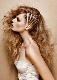 chic and easy hairstyle for prom women medium haircut