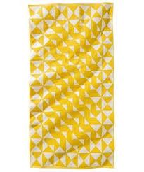 target black friday towels nate berkus for target topanga beach towel yellow white fun