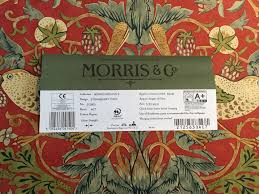 William Morris Wallpaper by Hanging William Morris Wallpaper Haslingden March 2016