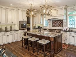 painted islpainted bead board ceiling forged iron hardware kitchen