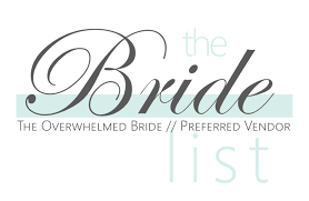 wedding vendors the list preferred wedding vendors the overwhelmed
