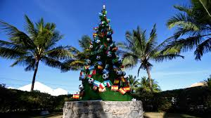 a stack of presents u0027neath the napoli christmas tree the