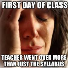 First Day Of Class Meme - 98 best study break images on pinterest ha ha college life and