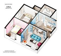 sex and the city floor plan simpsons floor plan free simpsons house floor layout with