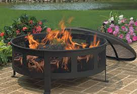 Buy Firepit Cobraco Bravo Mesh Pit Garden Outdoor