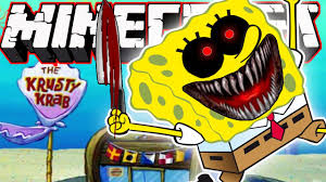 minecraft spongebob exe youtube