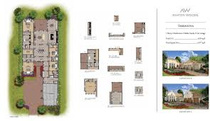 Ashton Woods Floor Plans by Fiddler U0027s Creek U2013 Marsh Cove Village