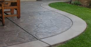 Average Price For Stamped Concrete Patio by Clark U0027s Concrete Concrete Contractors In Wichita Ks