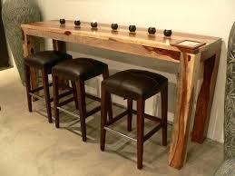 Oak Bar Table Kitchen Breakfast Bar Table Ideas Nice Looking Kitchen Furniture