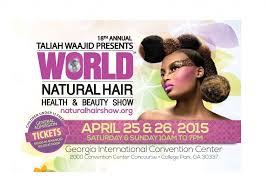 hair show 2015 the taliah waajid world natural hair show napturalnicole