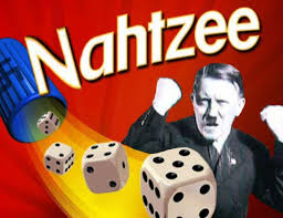 Meme Board Game - nahtzee adolf hitler know your meme