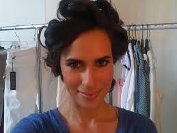mercedes espa l en español s covergirl shoot with mercedes