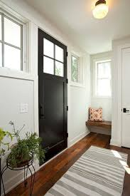 Interior Entry Doors Why Paint Your Interior Doors Black Sundeleaf Painting