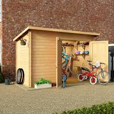 garden storage from the gardening website
