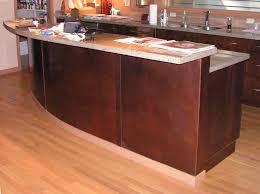 curved kitchen islands modern curved kitchen island interior design