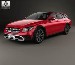 3d class price mercedes e class s213 all terrain 2016 3d model hum3d