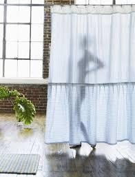 India Shower Curtain Shop Seersucker Shower Curtain