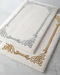 designer bathroom rugs luxury bath towels rugs mats at neiman