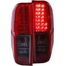 nissan 350z tail lights anzo usa nissan frontier 05 13 l e d tail lights u2013 nissan race shop