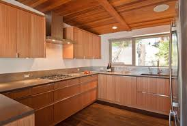 kitchen medium sized bamboo kitchen cabinet design with wine