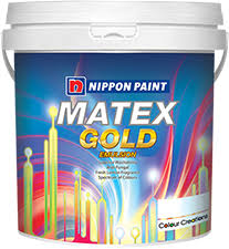 matex gold nippon paint
