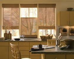 kitchen window curtain white flowers kitchen valance treatments