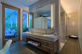bathroom design idea extra large sinks or trough sinks