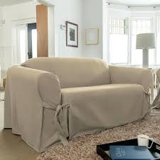 grey twill sofa slipcover grey slipcover sofa thedesignertouch co