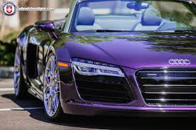 galaxy audi r8 wheels boutique u0027s throwback thursday series velvet purple audi r8
