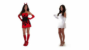 halloween angel costumes devil u0026 angel halloween costumes 360 view youtube