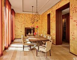 Wallpaper Designs For Dining Room by 33 Wallpaper Ideas For Every Room Photos Architectural Digest