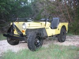 willys jeep jeep cj 2a