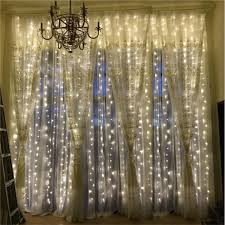 300leds window curtain icicle lights string light wedding