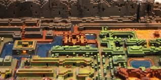legend of zelda map with cheats 3d printed map from the original legend of zelda was worth every penny