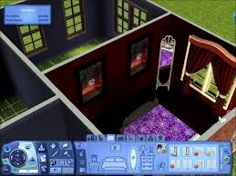 sims 3 create a room gothic themed teen bedroom youtube