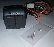 trim tab switch boat parts ebay