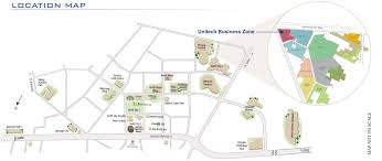 Gurgaon India Map by Business Zone Commercial Projects In Gurgaon Unitech Group