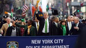 nyc st patrick u0027s day parade 2017 street closures parade route