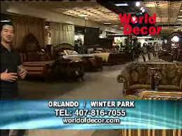 WORLD OF DECOR ORLANDO