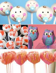 cake pop decorations baby shower balls ideas pops baby shower gift