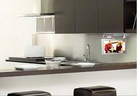 7 modern kitchen design trends stylishly incorporating tv sets