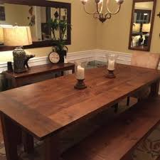 farm dining room table rustic farm dining room table k w rustic designs