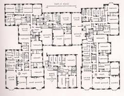 100 historic mansion floor plans collins c diboll vieux