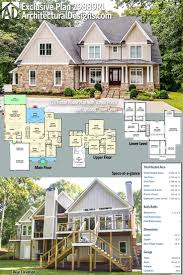 House Plans With Screened Porch 2260 Best Floor Plains Images On Pinterest House Floor Plans