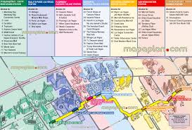 New Orleans Convention Center Map by Las Vegas Maps Top Tourist Attractions Free Printable City