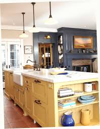 blue and yellow kitchen ideas kitchen color ideas freshome blue and yellow kitchen ideas