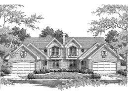 Luxury Duplex House Plans Ashley Place Duplex Home Plan 007d 0097 House Plans And More