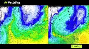 Jet Stream Map Sudden Stratospheric Warming And Weakening Jet Stream Conspire To